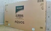 シャープ AQUOS 60V型 液晶テレビ LC-60US45