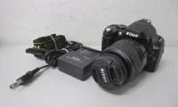 ニコン 一眼レフカメラ D40 AF-S