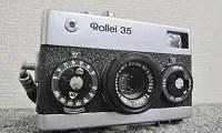 ローライ 35 フィルムカメラ オールドカメラ