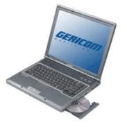 Photo d'ordinateur portable Gericom