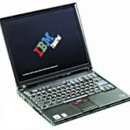 Photo d'ordinateur portable IBM