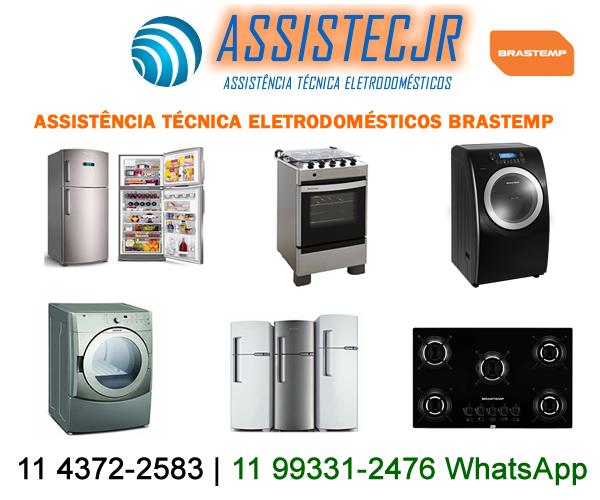 assistência técnica eletrodomésticos Brastemp
