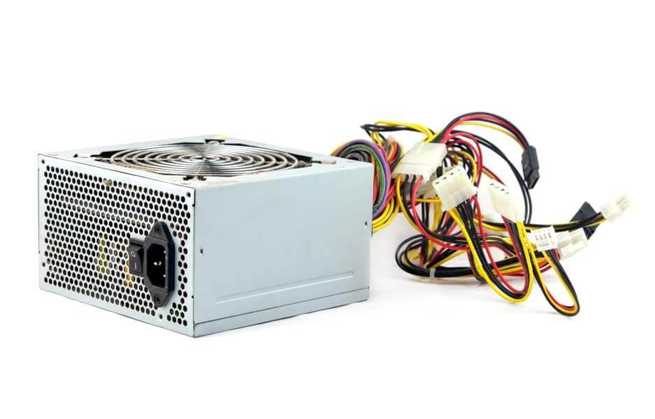Desktop Computer power Centro riparazione pc Milano