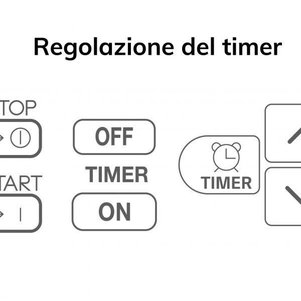 Istruzioni telecomando Daikin : come usare il