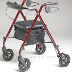 Walker Roller Chair Office Mechanism Mobility And Access
