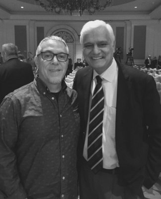 Dove-winning Musician Fernando Ortega Reflects on Ravi Zacharias' Life