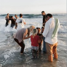 'Beach Revival' Underway in California as Leaders Say 'The Church Has Left the Building'
