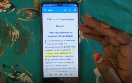 Spreading God's Word Through Social Media in West Africa