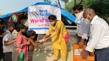 Gospel for Asia Helps Release Thousands from Coronavirus' 'Jaws of Hunger'