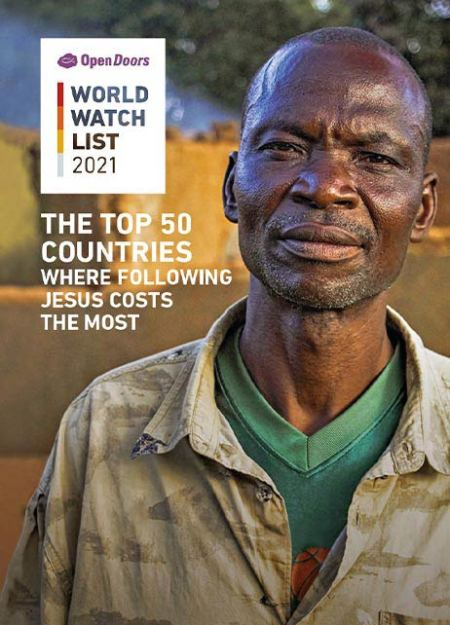 World Watch List 2021 Reports Persecution of Christians Exacerbated by a Year of Coronavirus Plague