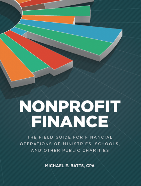 New Book Offers Christian Nonprofits Practical Help with Finances