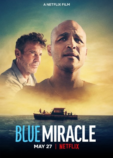 Rusty Wright: 'Blue Miracle' Movie Review