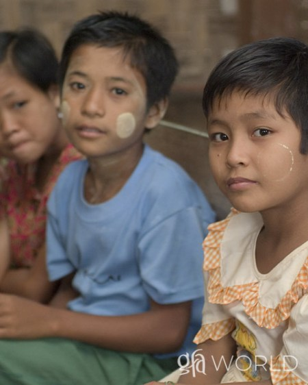 Gospel for Asia–Love of God Comforts Young Girl's Empty Heart