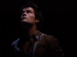 Christian Dubet - éclairage du Kaspar Konzert de François Verret - source www.numeridanse.tv