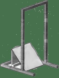 Christian Dubet échelle et miroir