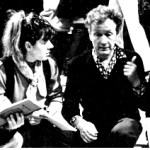 Geneviève Soubirou et J-L Barrault