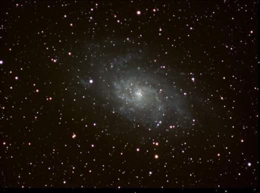M33 dans le Triangle
