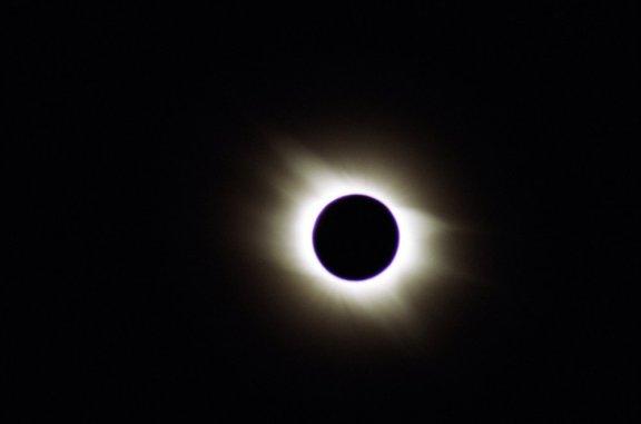 Eclipse totale 29 mars 2006, Egypte