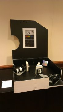 Spectrographe / spectroscope