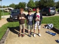 Camp Super-Sympa 2014 - Partie de pétanque