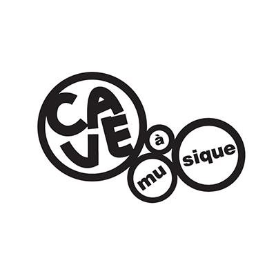Logo Cave à Musique - Mâcon - Salle de concert - Association Luciol
