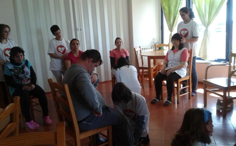 Sessões de Voluntariado pelo Núcleo da Guarda na ASTA