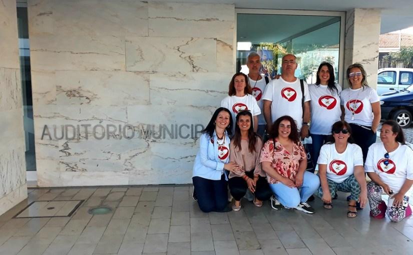 Reiki no Seminário – Prevenção e Tratamento do Cancro: Cuidar para Celebrar a Vida