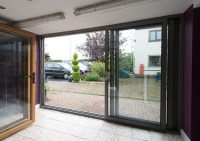 Triple track patio doors - Associated Glass