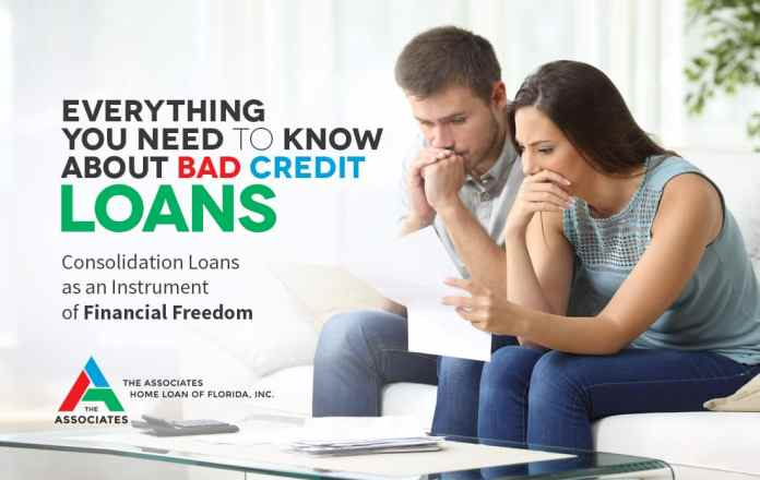 Everything You Need To Know About Bad Credit Loans Ahl