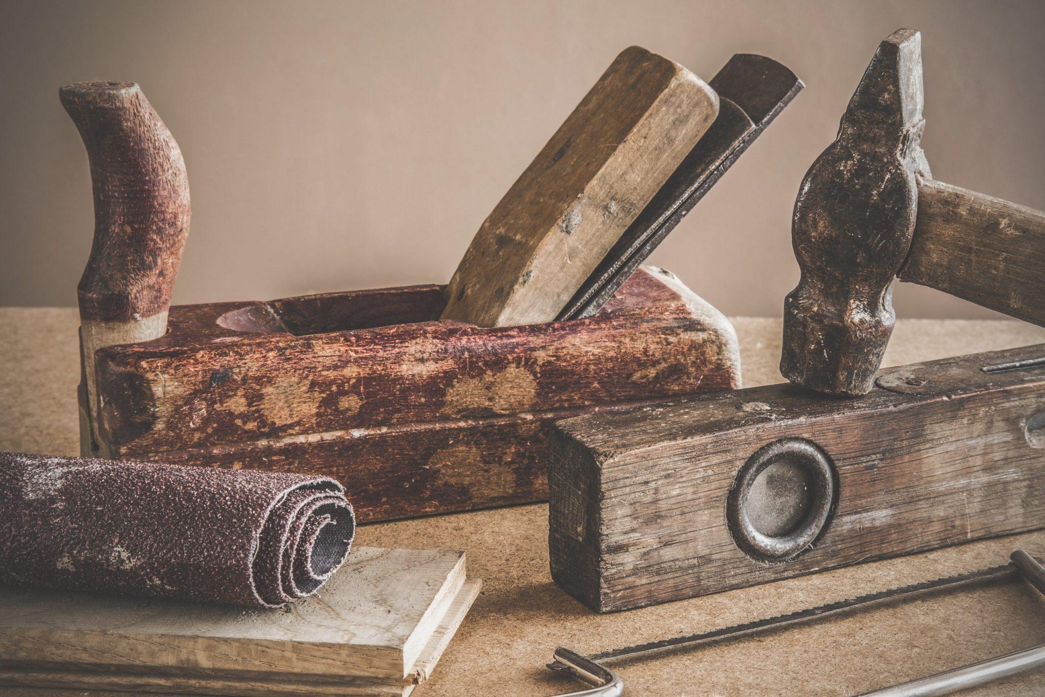 outils de restauration