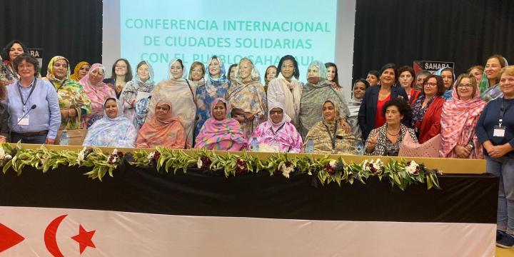 VIGO, Espagne: CONFERENCE INTERNATIONALE DES VILLES SOLIDAIRES AVEC LE PEUPLE SAHRAOUI.