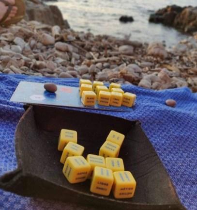 Association 10 Dés, le jeu idéal à emporter en vacances !