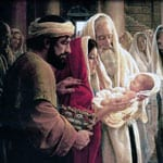 Jehoshaphat and the people mourning