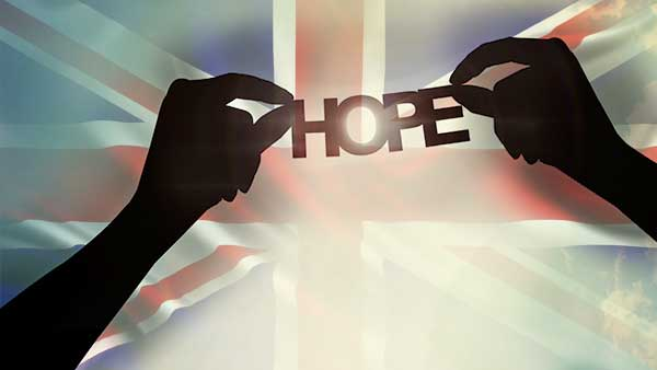 Project Hope Overcomes Project Fear