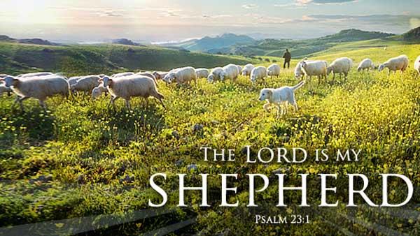 The Shepherd's Psalm