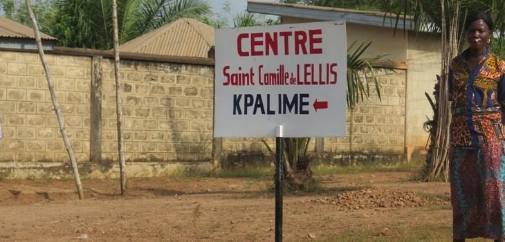 Panneau Centre Kpalimé