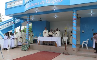 Festivités religieuses à la Saint-Camille