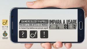 corso smartphone alfa aosta