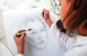 Corso di disegno Genova ottobre 2019