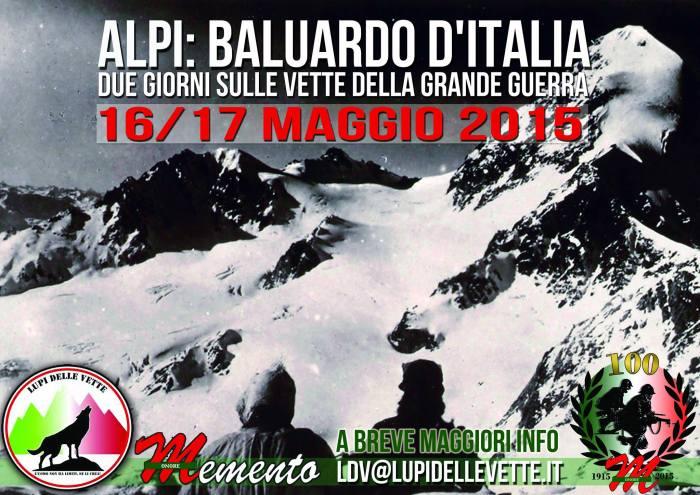 Alpi Baluardo d'Italia