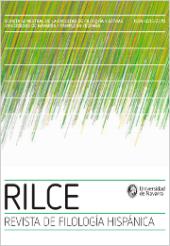 RILCE. Revista de Filología Hispánica