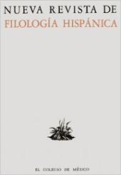 Nueva Revista de Filología Hispánica