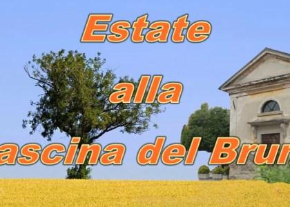 Miniatura per l'articolo intitolato:Domenica 27 giugno 2021 Estate alla Cascina del Bruno