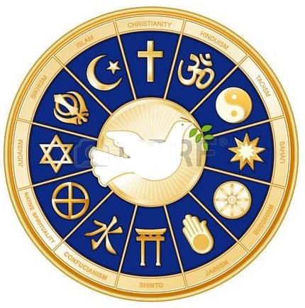 Cena per tutte le RELIGIONI del mondo!