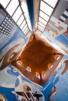 Tesori nascosti : Mosaici Futuristi alla Spezia – la storia
