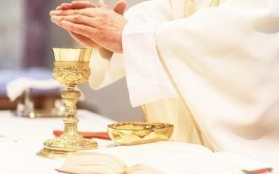 La santa messa: il Padre non può non ascoltare il Figlio