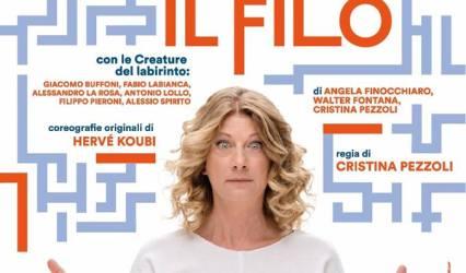 Angela Finocchiaro, come non l'hai mai vista!