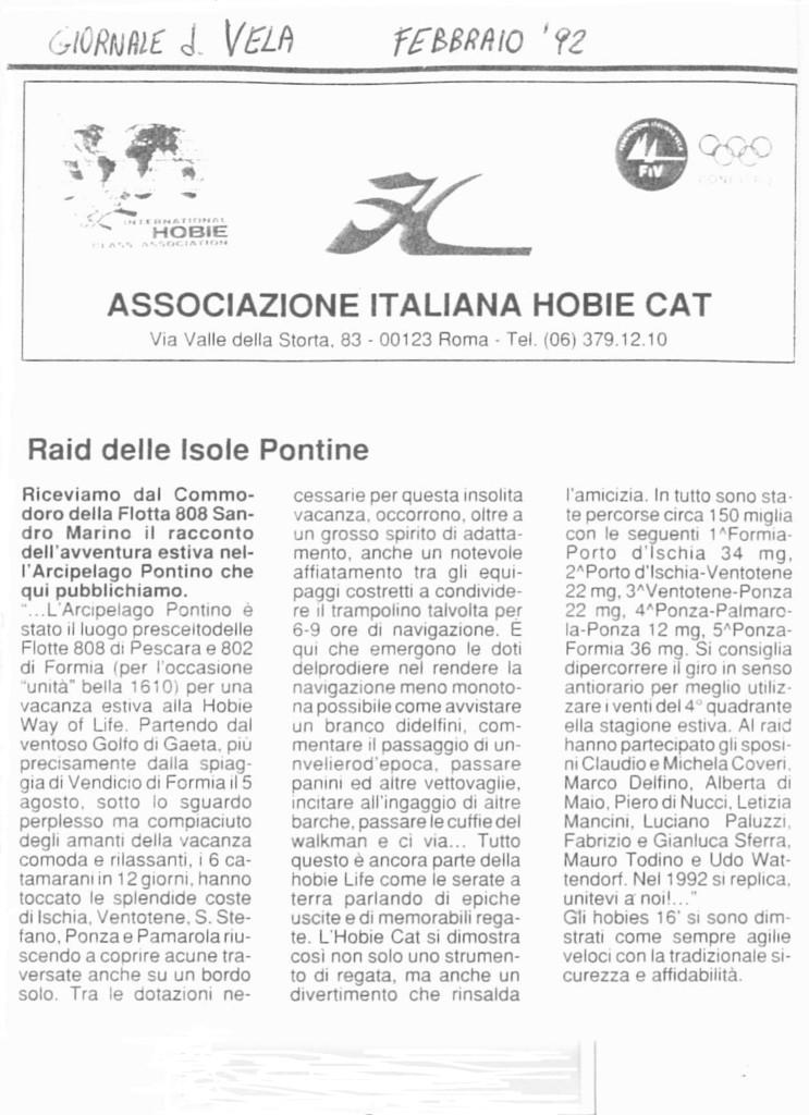 1991 agosto raid