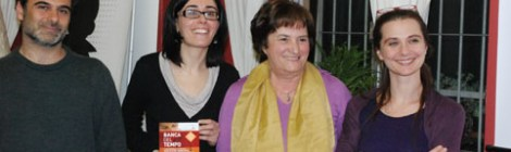 Presentazione del libro delle Banche del Tempo (Milano, marzo 2012)