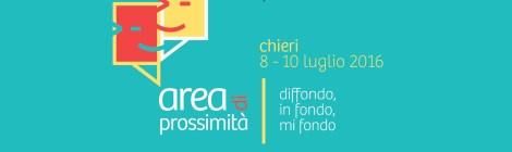 Luglio 2016: a Chieri, in Piemonte, la prima Giornata di Prossimità